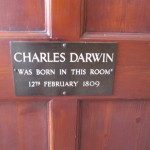 Darwin's birthplace