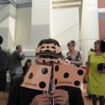 Fan with masks